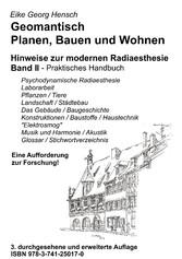 Geomantisch Planen, Bauen und Wohnen, Band II -...