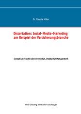 Social-Media-Marketing am Beispiel der Versiche...