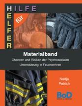 Materialband Hilfe für Helfer - Chancen und Ris...