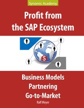 Profit from the SAP Ecosystem - Business Models...