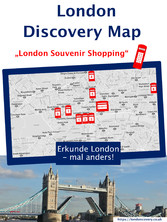 London Discovery Map - der etwas andere London ...