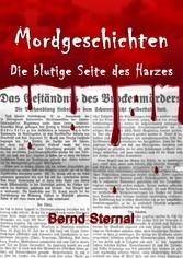 Mordgeschichten - Die blutige Seite des Harzes