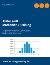 Abitur 2018 - Mathematik-Training