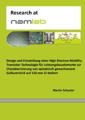 Design und Entwicklung einer High-Electron-Mobi...