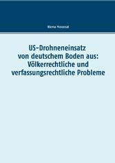 US-Drohneneinsatz von deutschem Boden aus: Völk...