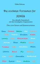 Die coolsten Vornamen für Jungs - Das aktuelle ...