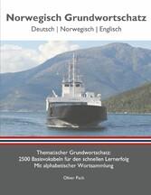 Norwegisch Grundwortschatz - Thematischer Grund...