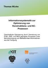 Informationssystematik zur Optimierung von Kons...