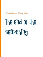 The end of the searching - Nondual insight