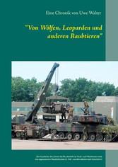 """""""Von Wölfen, Leoparden und anderen Raubtie..."""