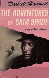 analysis of sam spade Rhetorical analysis of the maltese falcon film noir 1 shadows and angles ending scene (elevator door) sam spade phone call protagonist and relationships.