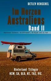 Im Herzen Australiens. Band II. Hinterland Tril...