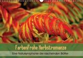 Kalender zum Selberdrucken - Farbenfrohe Herbst...