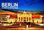 Kalender zum Selberdrucken - Berlin, wunderbar ...