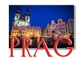 Kalender zum Selberdrucken - Prag 2018 - Wochen...