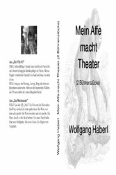 Mein Affe macht Theater - 2 Bühnenstücke