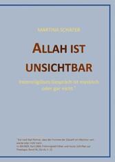 Allah ist unsichtbar