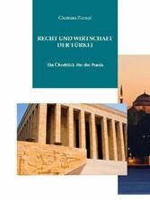 Recht und Wirtschaft der Türkei - Ein Überblick...