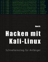 Hacken mit Kali-Linux - Schnelleinstieg für Anf...