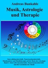 Musik, Astrologie und Therapie - Intervallchara...