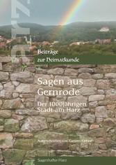 Sagen aus Gernrode - der 1000jährigen Stadt am ...