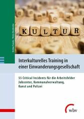 Interkulturelles Training in einer Einwanderung...