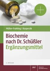 Biochemie nach Dr. Schüßler Ergänzungsmittel