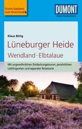 DuMont Reise-Taschenbuch Reiseführer Lüneburger...