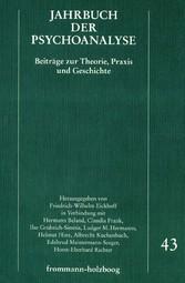 Jahrbuch der Psychoanalyse / Band 43