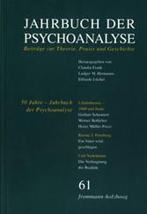 Jahrbuch der Psychoanalyse / Band 61: 50 Jahre ...