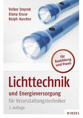 Lichttechnik und Energieversorgung - für Verans...