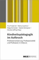 Kindheitspädagogik im Aufbruch - Professionalis...