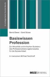 Basiswissen Profession - Zur Aktualität und kri...