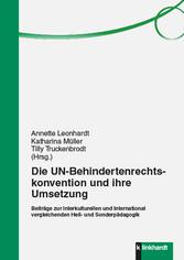 Die UN-Behindertenrechtskonvention und ihre Ums...