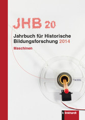 Jahrbuch für Historische Bildungsforschung Band...