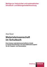Materialwissenschaft im Schulbuch - Eine Analys...
