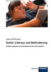 Kultur, Literacy und Behinderung - Teilhabe ver...
