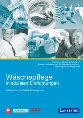 Wäschepflege in sozialen Einrichtungen - Leitli...