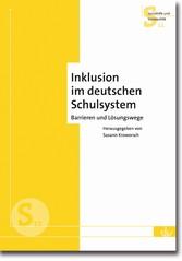 Inklusion im deutschen Schulsystem - Barrieren ...