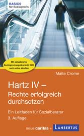 Hartz IV - Rechte erfolgreich durchsetzen - Ein...