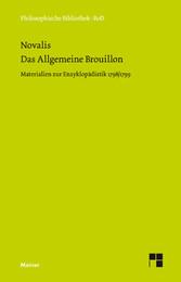 Das allgemeine Brouillon - Materialien zur Enzy...