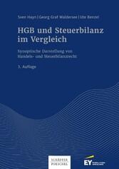 HGB und Steuerbilanz im Vergleich - Synoptische...