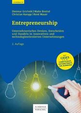 Entrepreneurship - Unternehmerisches Denken, En...