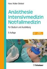 Anästhesie - Intensivmedizin - Notfallmedizin -...
