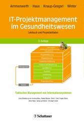 IT-Projektmanagement im Gesundheitswesen - Lehr...