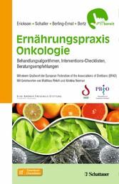 Ernährungspraxis Onkologie - Behandlungsalgorit...