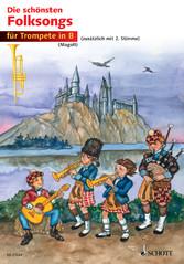 Die schönsten Folksongs - 1-2 Trompeten