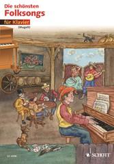 Die schönsten Folksongs - Klavier