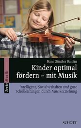 Kinder optimal fördern - mit Musik - Intelligen...