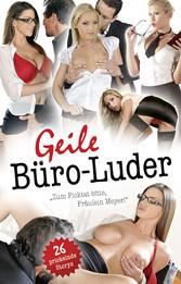 Geile Büro-Luder - Zum Ficktat bitte, Fräulein Meyer